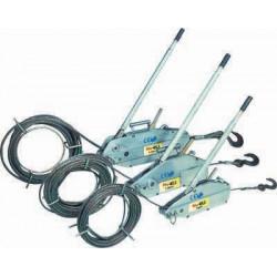 Treuils à câbles sans fin CU 3200 kg