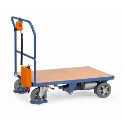 Motorisation électrique pour chariots