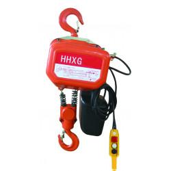 Palan électrique à chaîne charges 500 Kg