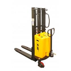 Gerbeur semi électrique, charge 1500 Kg, levée 2500 mm