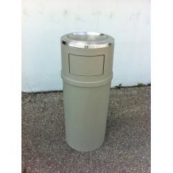 Cendrier RUBBERMAID capacité 60 Litres